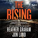 The Rising: A Novel Audiobook by Jon Land, Heather Graham Narrated by Luke Daniels