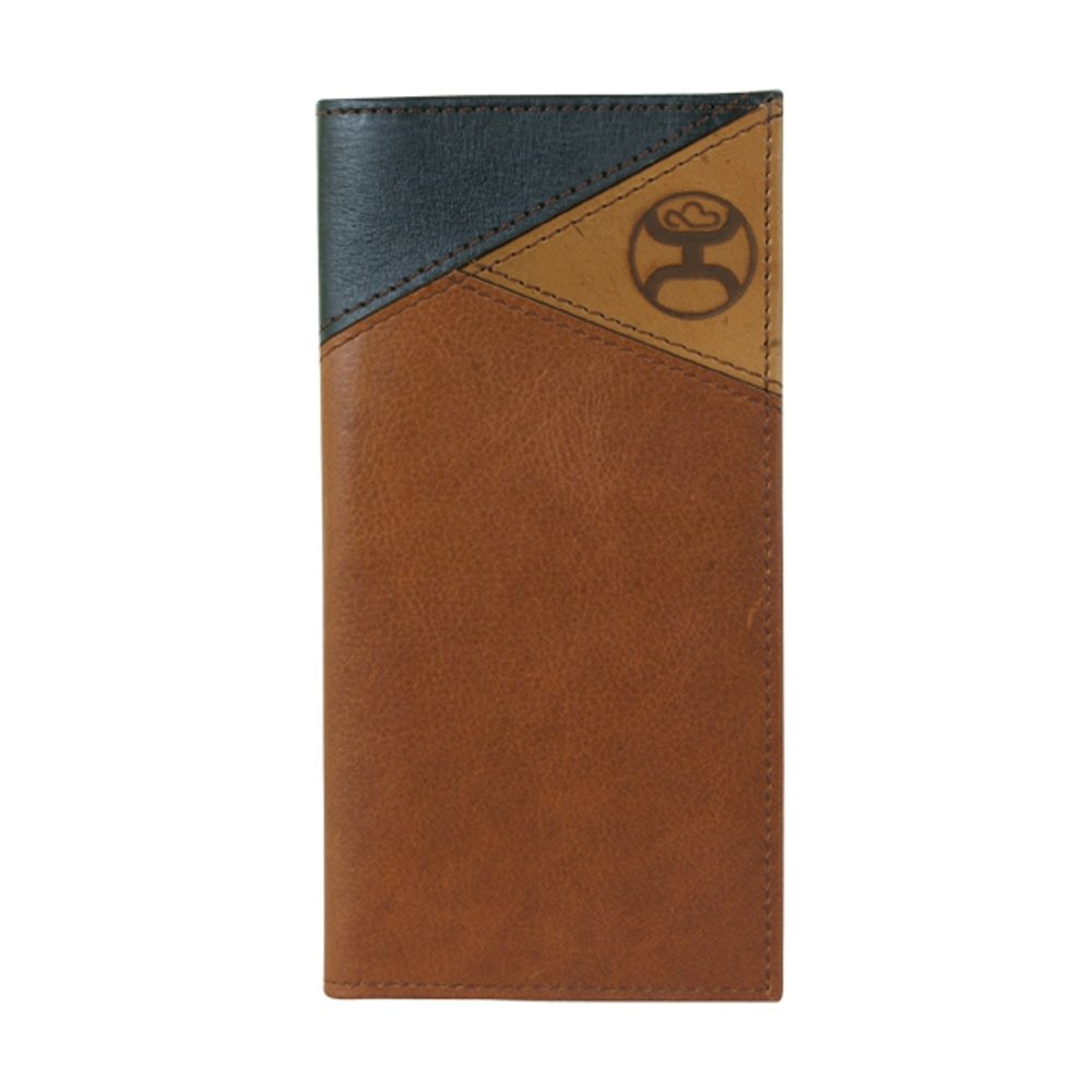 Hooey Brand Hooey Signature Geometric Patch Rodeo Wallet - 1779137W2