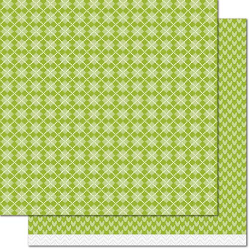 - Lawn Fawn LF1728 Knee High Socks 12x12 Patterned Paper - 12 Pack
