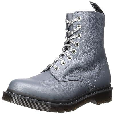 Dr. Martens Women's 1460 PASCAL Boot, Gunmetal   Boots