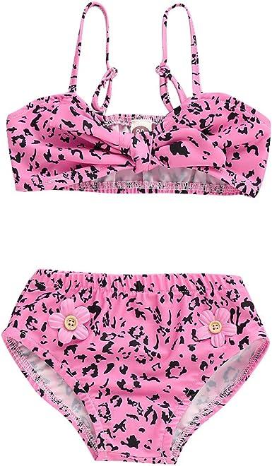 Amazon.com: Moolia - Bikini de playa para bebé, diseño ...