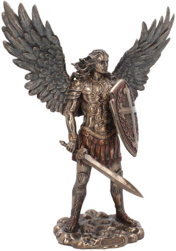 Figura decorativa San Miguel Arcangel