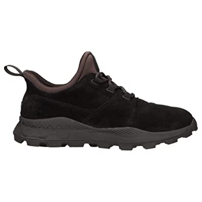 pre order authorized site outlet store Timberland Men Sports Shoes A1W9B Brooklyn Black: Amazon.co ...