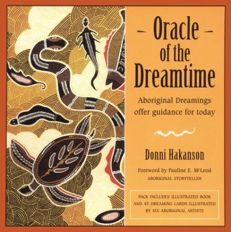 Oracle of the Dreamtime by Brand: Journey Editions
