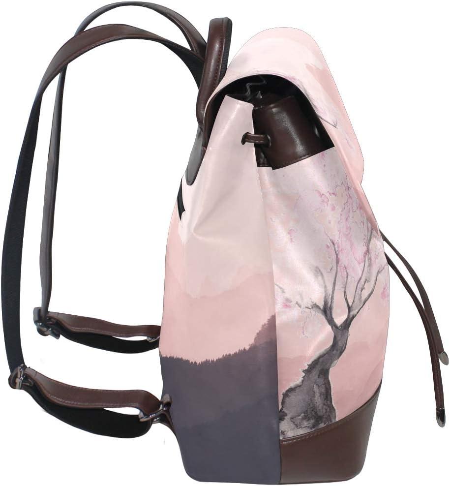 Travel Bag Shopping Bag Storage Bag For Men Women Girls Boys Personalized Pattern Landscape School Bag Backpack