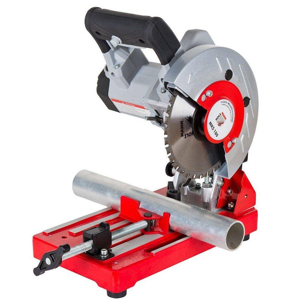 Holzmann Maschinen Tron/çonneuse portable pour m/étaux MKS 180 H020450004 1280 W