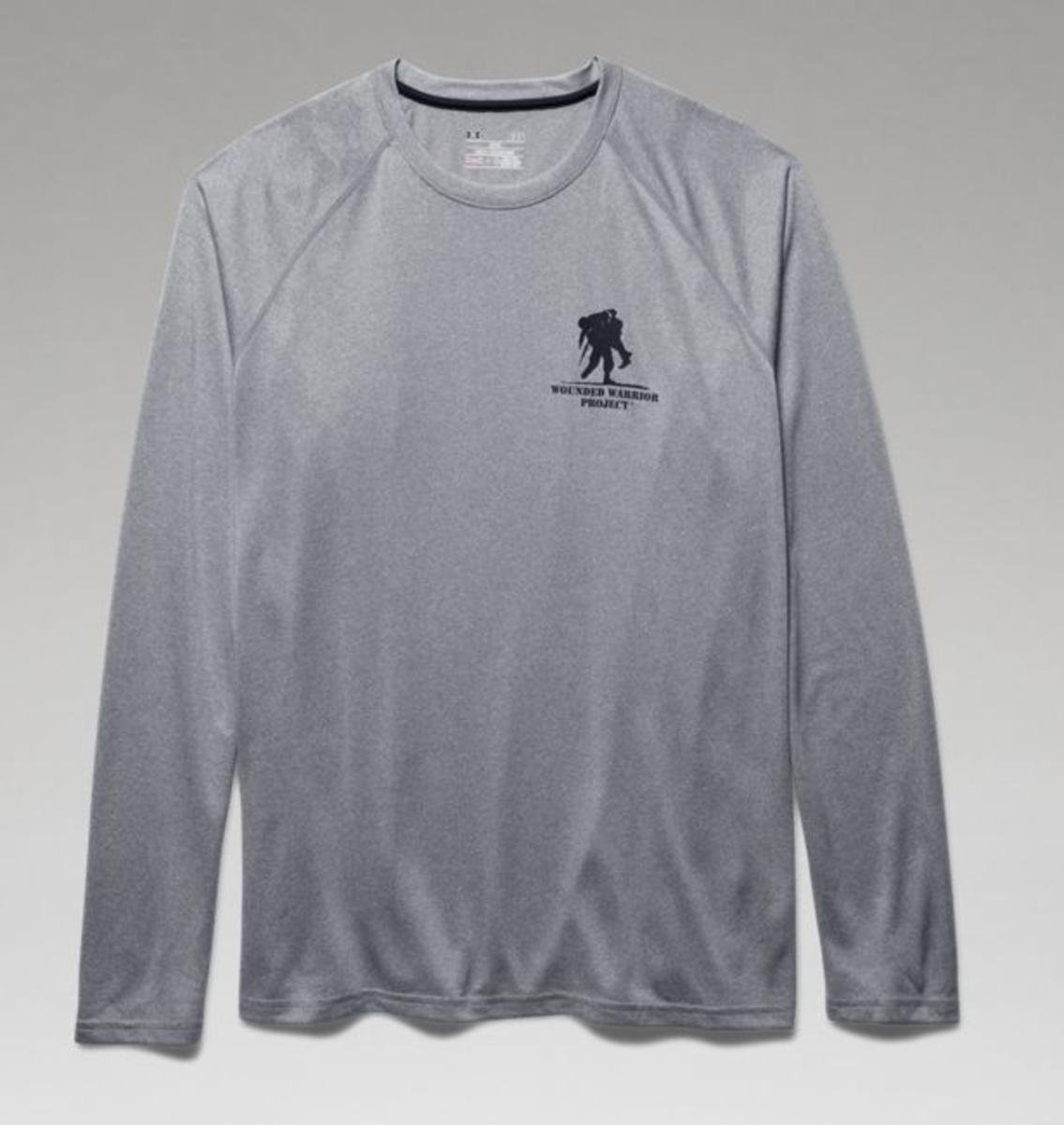 ad6580c0 Under Armour Men's Tech WWP Long Sleeve T-Shirt, Ultra Blue (907),  XX-Large: Amazon.in: Sports, Fitness & Outdoors
