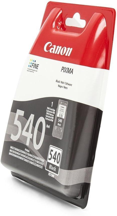 Cartucho De Tinta para Canon Pixma MX455, MX 455: Amazon.es ...