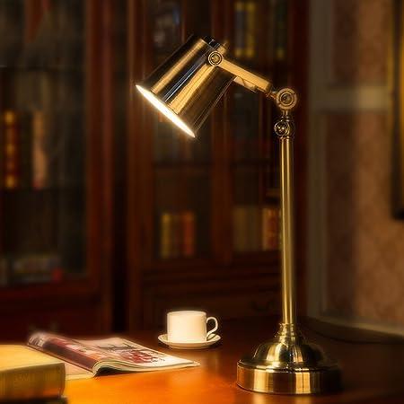 CAODANDE Lámpara de Mesa Lámpara de Aprendizaje for Escritorio ...
