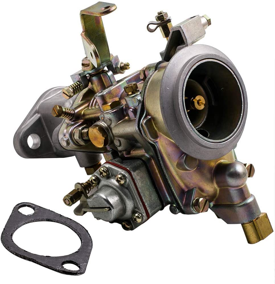 Jeep CJ-5 1955-1975 Jeep CJ-6 1955-1975 Part Number 923808 1-Barrel Carburetor with F-head 4 Cylinder Engines for Jeep CJ-3B 1953-1968 17701.02