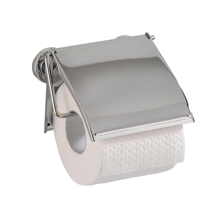 WENKO 17815100 Power-Loc Toilettenpapierhalter Cover - Befestigen ...