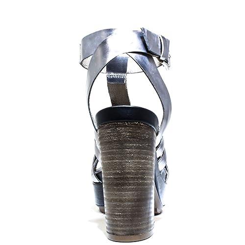 26e7a755 Janet Sport 37909 Aveiro Sandalias Sandalias, Tacón Alto, Nueva Colección  Primavera Verano 2016 Cuero Cañón de la Escopeta: Amazon.es: Zapatos y ...