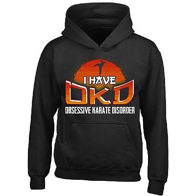 Esparosa Obsessive Karate Disorder Funny Shotokan Karate - Boy Boys Hoodie