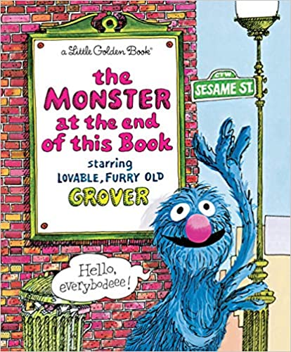 Lgb The Monster At The End Of This Book (sesame Book) por Jon Stone epub