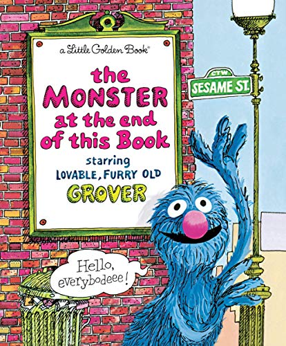 The Monster at the End of This Book]()