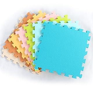 cosanter Puzzle Matte Tappetino Tappeto per bambini Baby primi giochi per bambini colorato pavimento Matte