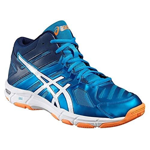 uk availability 826fb 90549 Scarpe volley uomo, modello Asics Gel Beyond 5 MT, art. B600N 4301, colore  blu.