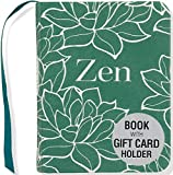 Zen (mini book with gift card holder)