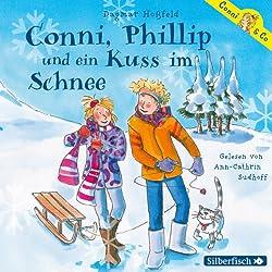 Conni, Phillip und ein Kuss im Schnee (Conni & Co 9)