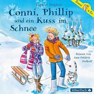 Conni, Phillip und ein Kuss im Schnee (Conni & Co 9) Hörbuch