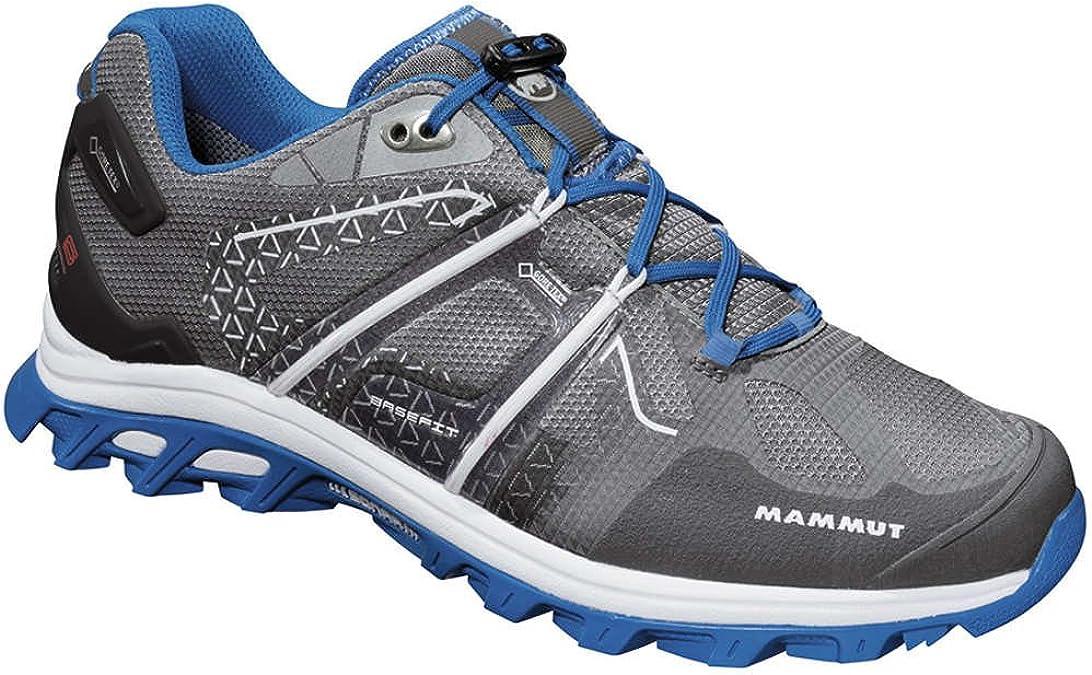 Mammut Hombre Senderismo MTR 141 GTX®, grey/imperial: Amazon.es: Deportes y aire libre