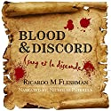 Blood and Discord: Armond Fontenot Mysteries, Book 1 Audiobook by Ricardo Fleshman Narrated by Nicholas Patrella