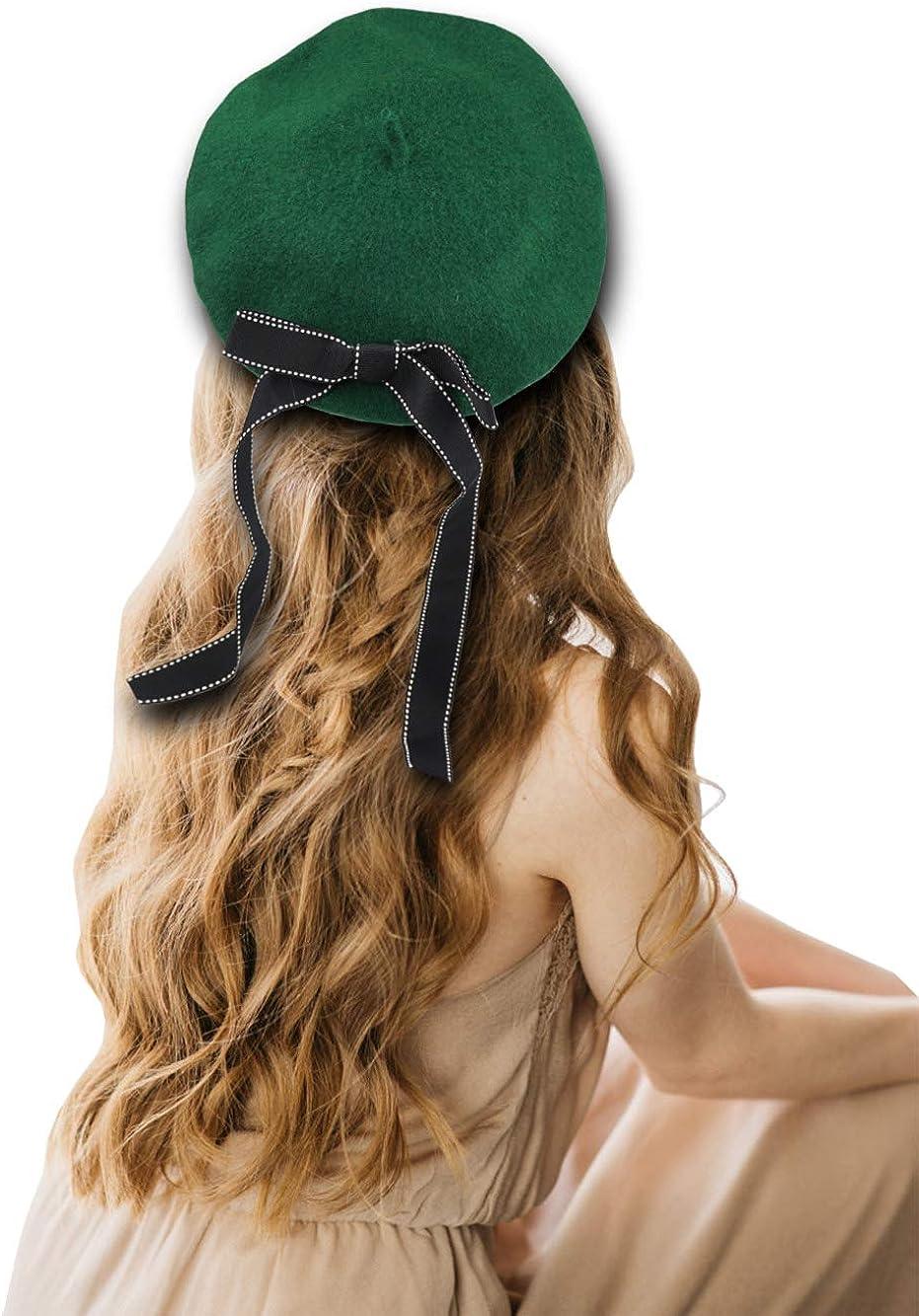 Wool Beret Hat Artist Beret...