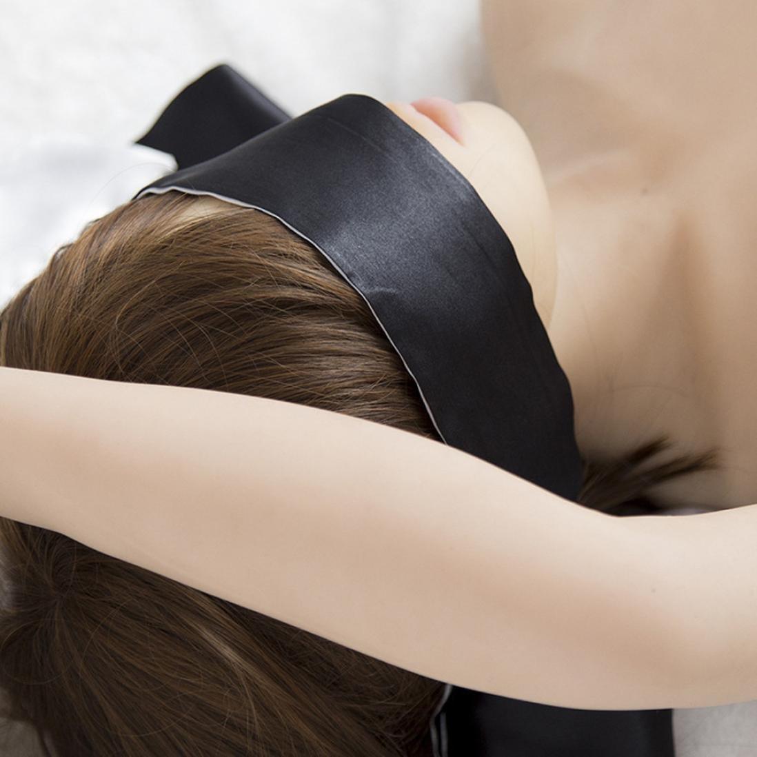 Limpieza! Daoroka Sex Juguetes para Parejas SM Bondage Eyes Patch ...