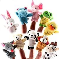 Limeo Marionetas de Dedos para Niños Bebé Marioneta