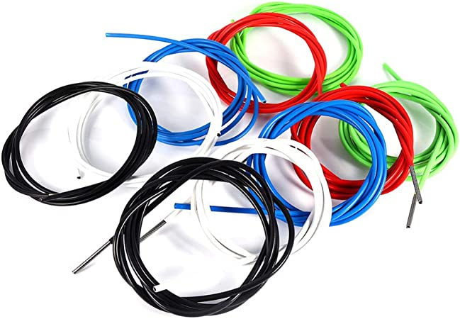 Bike Brake Cable 2m 5 Colors Bike Replaceable Brake Cable Shifting Cable Bicycle Accessory For Mountain Bike
