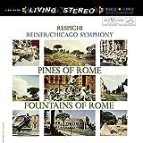 RESPIGHI: PINES OF ROME & FOUNTAINS OF ROME [2LP] (200 GRAM 45RPM AUDIOPHILE VINYL) [12 inch Analog]