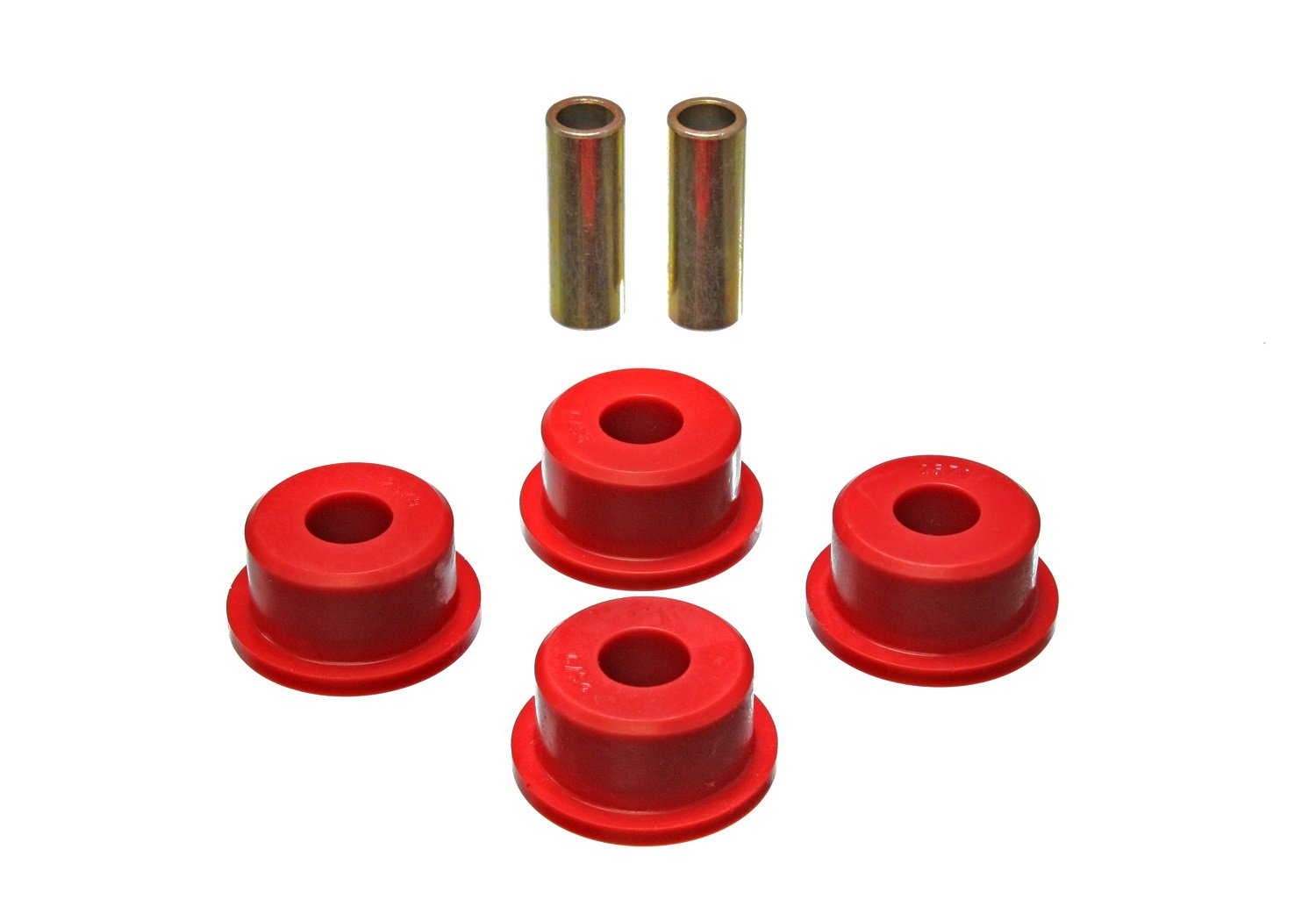 Energy Suspension 9.9485R UNIVERSAL LINK - FLANGE TYPE BUSHING by Energy Suspension