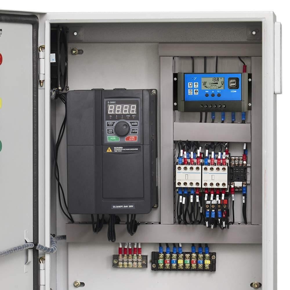 CM-40A Solar Panel Charge Controller 12V 24V,Adjustable Parameter ...