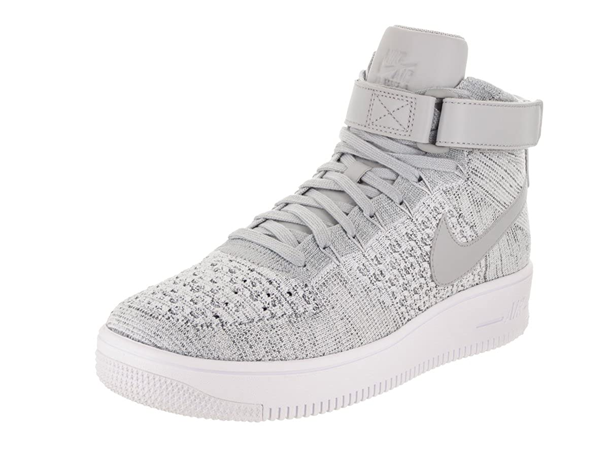 Nike Af1 Ultra Flyknit Mid Mens Style: 817420 003 Size: 12