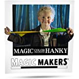 Magic Makers Color Changing Hanky - Truco Magia fácil con Pañuelos de Seda