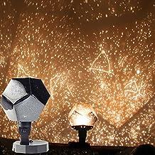 Romantic Fantastic Star Projector Cegar DIY Cosmos Lights Lamp Astrostar Astro Star Laser Projector Lamp with Power Supply