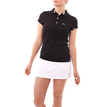 SPORTKIND Girls & Ladies Tennis/Golf/Sports Polo Shirt: Amazon.es ...