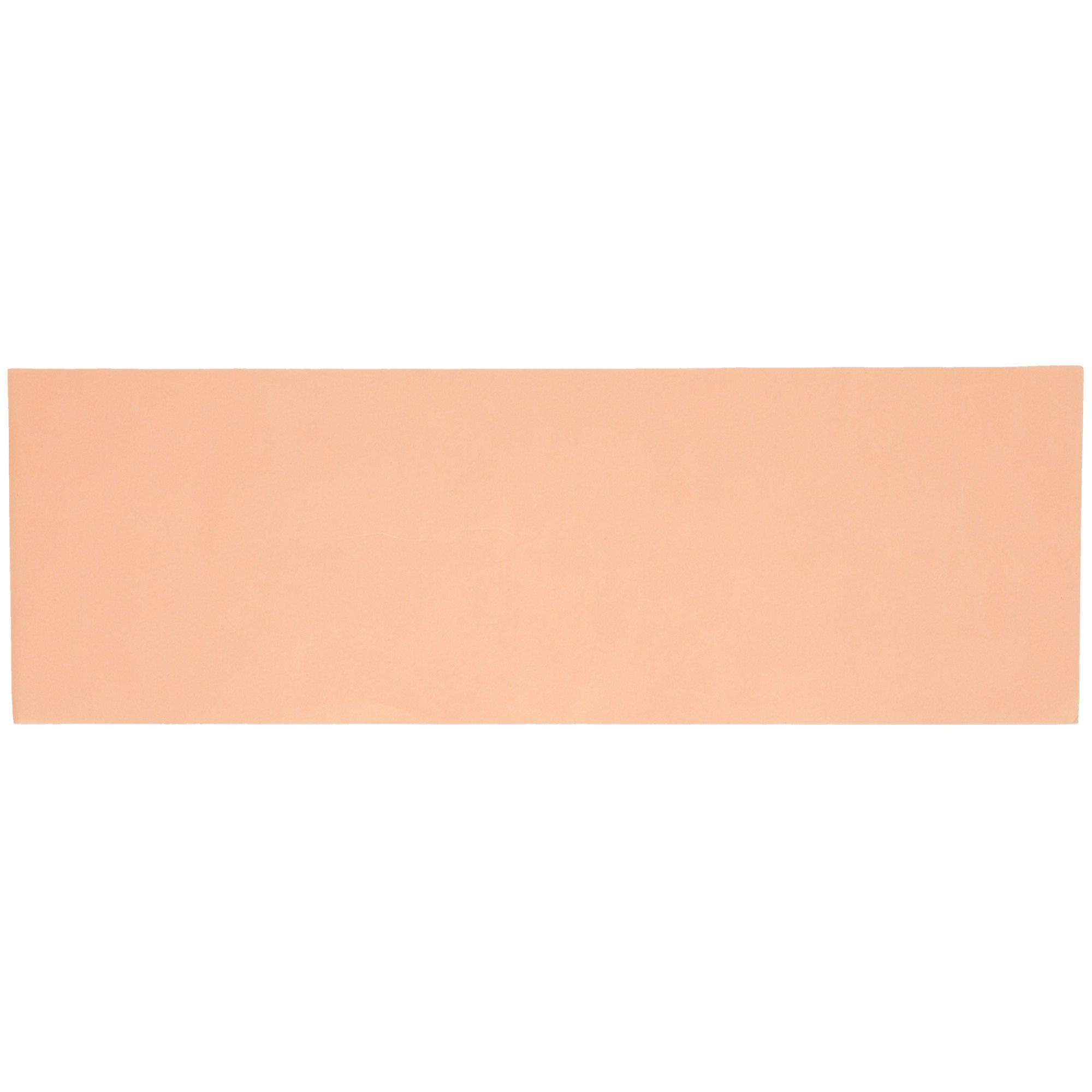 LitePeachTreat Steak Paper Sheets - 1000/Case 10'' x 30'' 40#