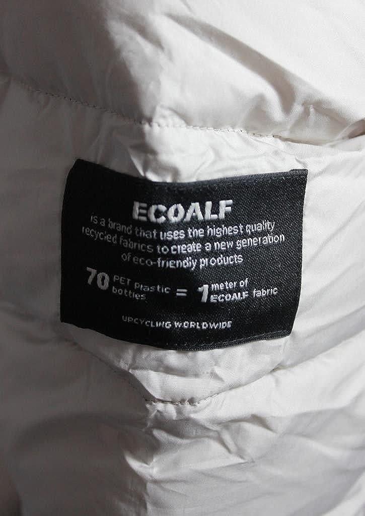 ECOALF - Abrigo impermeable - para mujer hielo Small: Amazon.es: Ropa y accesorios