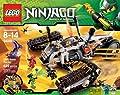 Lego Ninjago Ultra Sonic Raider Set 9449 by LEGO