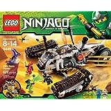 LEGO Ninjago Ultra Sonic Raider - 9449