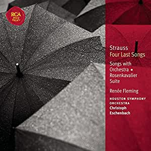 Richard Strauss: Four Last Songs, Songs with Orchestra, Der Rosenkavalier Suite