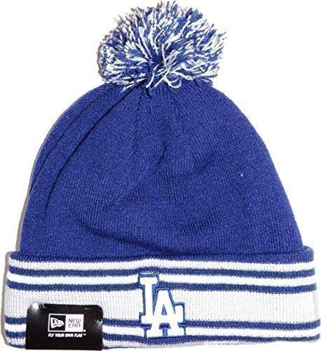 New Era MLB Sport Knit LA Dodgers Hat