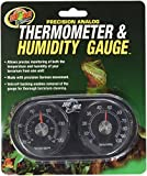 Zoo Med Dual Thermometer and Humidity Gauge