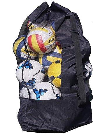 835373a2b5a Extra Large Waterproof Mesh Equipment Duffel Bag Heavy Duty Net Ball  Shoulder Bag Basketball Volleyball Soccer