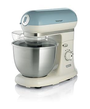 Ariete 1588/05 Robot de Cocina Color Azul y Crema, 2400 W, 10 Velocidades: Amazon.es: Hogar