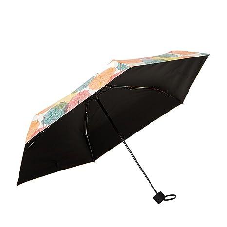 Ruiying Super Mini Paraguas, ligero ultraligero portátil pequeño ...