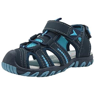 a027db4d6852c1 JUEBLON Kinderschuhe Jungen Sandalen für Kinder Halbschuhe Sommerschuhe  Schuhe