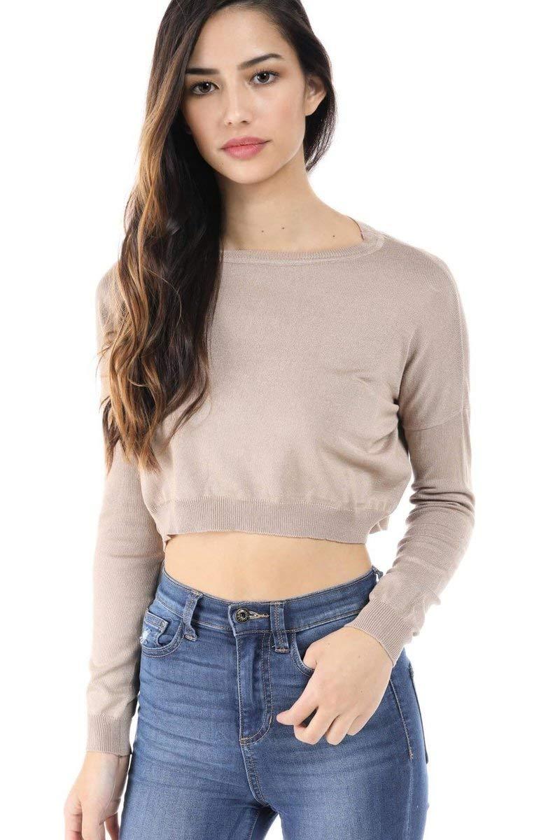 be5fdcf449d09f Amazon.com  SALT TREE  Sweater