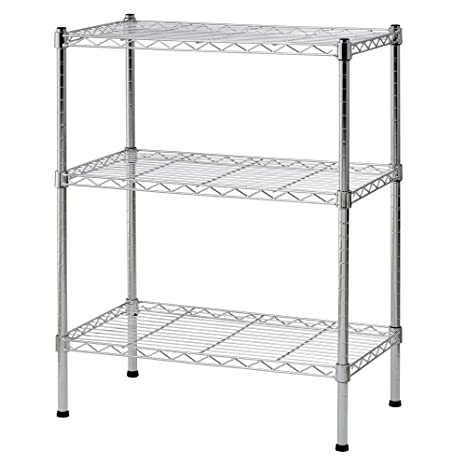 Amazon.com: Sandusky WS241430 Wire Shelving, 24\